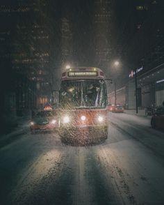 12 photos of winter weather crashing down on Toronto Toronto Snow, Toronto Winter, Toronto Canada, Moving To Toronto, Snow Night, Toronto Island, Light Trails, Newfoundland And Labrador, Prince Edward Island