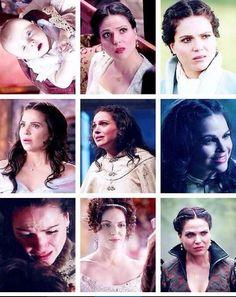 Young Regina.