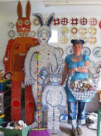cleo mussi mosaic artist - Google Search MussiMosaics.co.uk