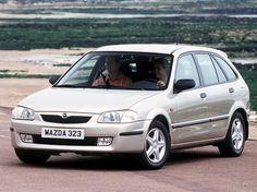 Mazda 323 F (1998 – 2000).