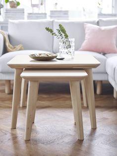 Soffan Norsborg och bordet Lisabo från IKEA ‹ Dansk inredning och design