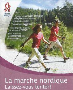 Marche nordique : bienfaits sur l'arthrose, l'ostéoporose... La marche nordique permet également de perdre du poids, raffermir vos bras, gérer votre diabète...