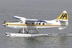 Harbour Air C-GLCP De Havilland Canada DHC-3 Otter 422 CXH Vancouver Coal Harbour 2012