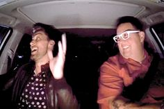 """Graham Elliot Says He Had the """"Craziest"""" Food Experience in a Deserted Car Wash Parking Lot With Lance Bass"""