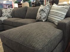Knoxville Furniture Store   Gray Sectional Sofa   Knoxville Furniture    Furniture Shop In Knoxville,