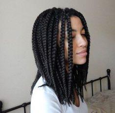 Short Box Braids Hairstyles #Short #Boxbraids #Braids #Hairstyles #braidedhairstyles