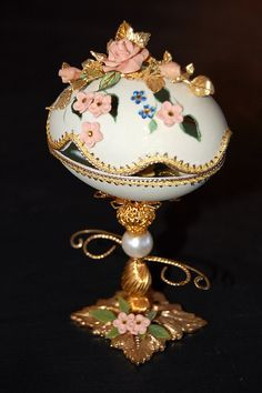 A Fabergé egg is any one of fifty-seven jewelry Easter eggs made by Peter Carl Fabergé of the Fabergé company for the Russian Czars between 1885 and 1917. The eggs are among the masterpieces of the jeweller's art.