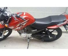 Yamaha YBR 125 Model 2006 Red Color For Sale In Attock