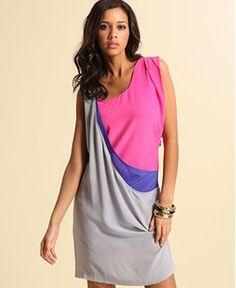 Fashion Trend: Color Blocking