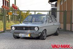 Ein Biest von einem Herz für einen 1978er VW Derby