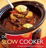 Kookboek De slow cooker