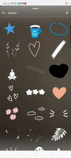 Instagram Emoji, Cool Instagram, Creative Instagram Stories, Instagram Blog, Instagram Story Ideas, Instagram Fashion, Photo Editing Vsco, Iphone Hacks, Editing Apps