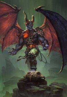 A collection of dark art, vampire art, occult art erotic art, and postings Ange Demon, Demon Art, My Demons, Angels And Demons, Dark Fantasy Art, Fantasy Artwork, Magical Creatures, Fantasy Creatures, Vampires