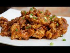 Poulet du Général Tao : Recette facile - Cooking With Morgane - YouTube