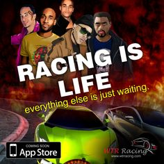 Racing is life everything else is just waiting. #fastcars #racinggame #iosgames #carracing