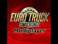 EURO TRUCK SİMULATOR 2 MULTIPLAYER #1 (BAŞLIYORUZ)