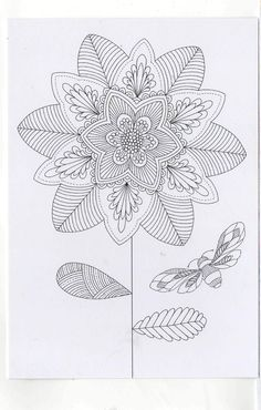 Millie Marottas Colouring In Card