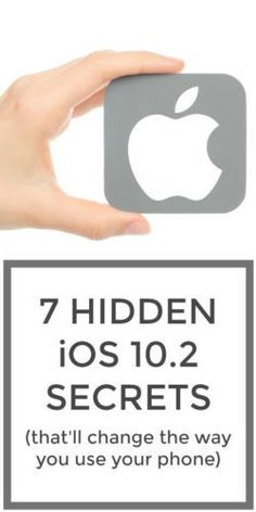 Hidden iOS 10.2 iPhone secrets and tips! I had no idea about #6 - what a GREAT way to save space!