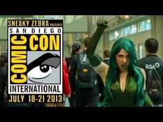 San Diego Comic Con 2013 - Cosplay Music Video #sdcc #sdcc2013