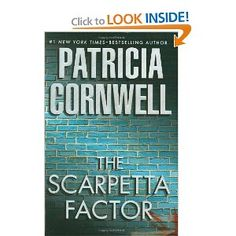 Patricia's research is always on the cutting edge.  Also love her creation of relationships and tension between people.
