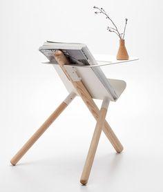 dekon 2' glass coffee table from tonelli designed by karim rashid ... - Glastisch Design Karim Rashid Tonelli
