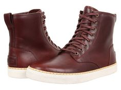UGG Braun Cordovan Leather - Zappos.com Free Shipping BOTH Ways