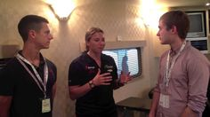 UF Engineers Interview Simona De Silvestro + Push-ups Challenge