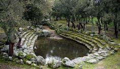 Sito Archelogico di Romanzesu, Bitti, Sardegna, Sardinia