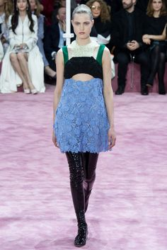 Christian Dior Spring 2015 Couture Undefined