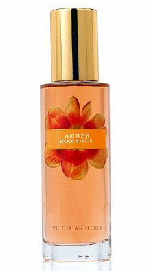 My early twenties fragrance-  Amber Romance Victoria`s Secret for women.