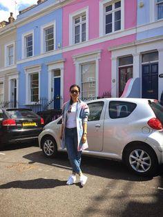 Ashon Fashionary: Love in Notting Hill