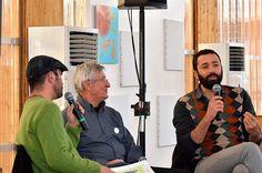 14 mars: Discussion avec Baptiste Lanaspèze sur le nouveau chemin de Grande Randonnée, GR13