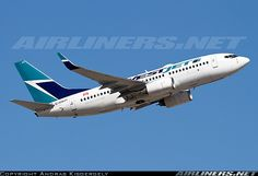 Boeing 737-7CT aircraft picture