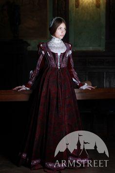 Renaissancekleid, Florentiner Mode
