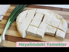 VİDEOLU EVDE EN KOLAY PEYNİR YAPILIŞI | Nazarca.com Lab, Wie Macht Man, Homemade Cheese, Turkish Recipes, Homemade Beauty Products, Dessert, Food Preparation, Bon Appetit, Dairy