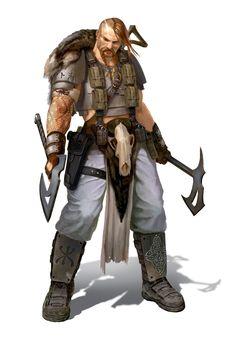 Nordian Berserkers trooper, Diego Gisbert Llorens on ArtStation at https://www.artstation.com/artwork/nordian-berserkers-trooper