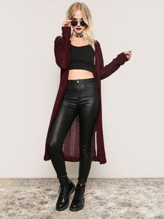 Gypsy Warrior - Velvet Ropes Cardigan  - $42.00 - http://fave.co/1qrK9uU
