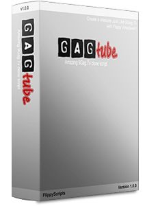 Flippy GagTube – 9Gag Tv Video Clone Script