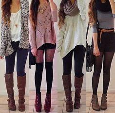 winter teen fashion | Tumblr