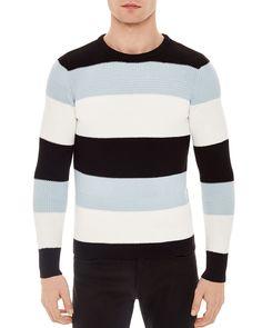 SANDRO Sandro Oceanic Sweater. #sandro #cloth #