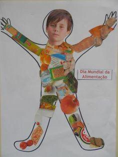 imagens de atividades sobre o dia da alimentação - Pesquisa Google Fun Classroom Activities, Teaching Themes, Interactive Activities, Classroom Fun, Preschool Activities, Preschool Food, Body Preschool, Preschool Boards, Crafts For Kids To Make