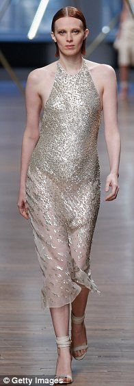 Jason Wu's 'labor of love' collection at New York Fashion Week | Mail