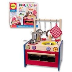 Very Small Toy Kitchen With Oven Traditional Toys Alex Holidays Kids