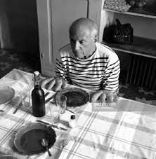 Resultado de imagen de picasso doisneau Pablo Picasso, Guernica, Cubism, Villa, Artists, Inspiration, Photos, Art, Photo Illustration