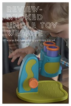 Review of our recent experience using the Wicked Uncle Website Uk