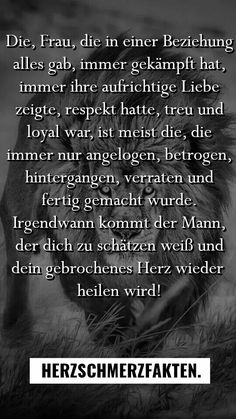 Pin by Women with Heart and Soul ❤ on ❤&❤ German Quotes The Words, Relationship Quotes For Him, Life Quotes, Brene Brown Quotes, German Quotes, Feelings Words, Quotation Marks, Super Quotes, Family Quotes
