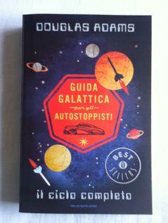BookWorm & BarFly: Praticamente innocuo - Douglas Adams (1992)