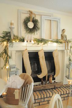 Simple Rustic Christmas
