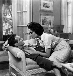 Paul Newman & Elizabeth Taylor