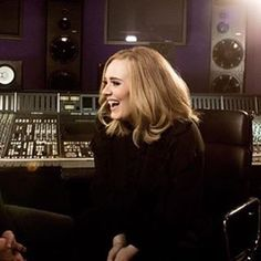 Source: iTunes Adele recently sat down for her first on-camera interview with Zane Lowe. In celebration of her latest studio album Adele talks about th. Adele Adkins, Adele Instagram, Instagram Posts, Adele Music, Adele Photos, Adele Weight, Beautiful Inside And Out, Time Magazine, Pith Perfect